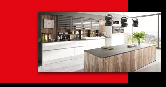 Kücheneinrichtungen und Elektrogeräte